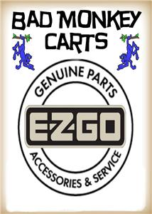 NEW 8 Golf Cart Wheel Covers Hub Caps EZGO (Set of 4)