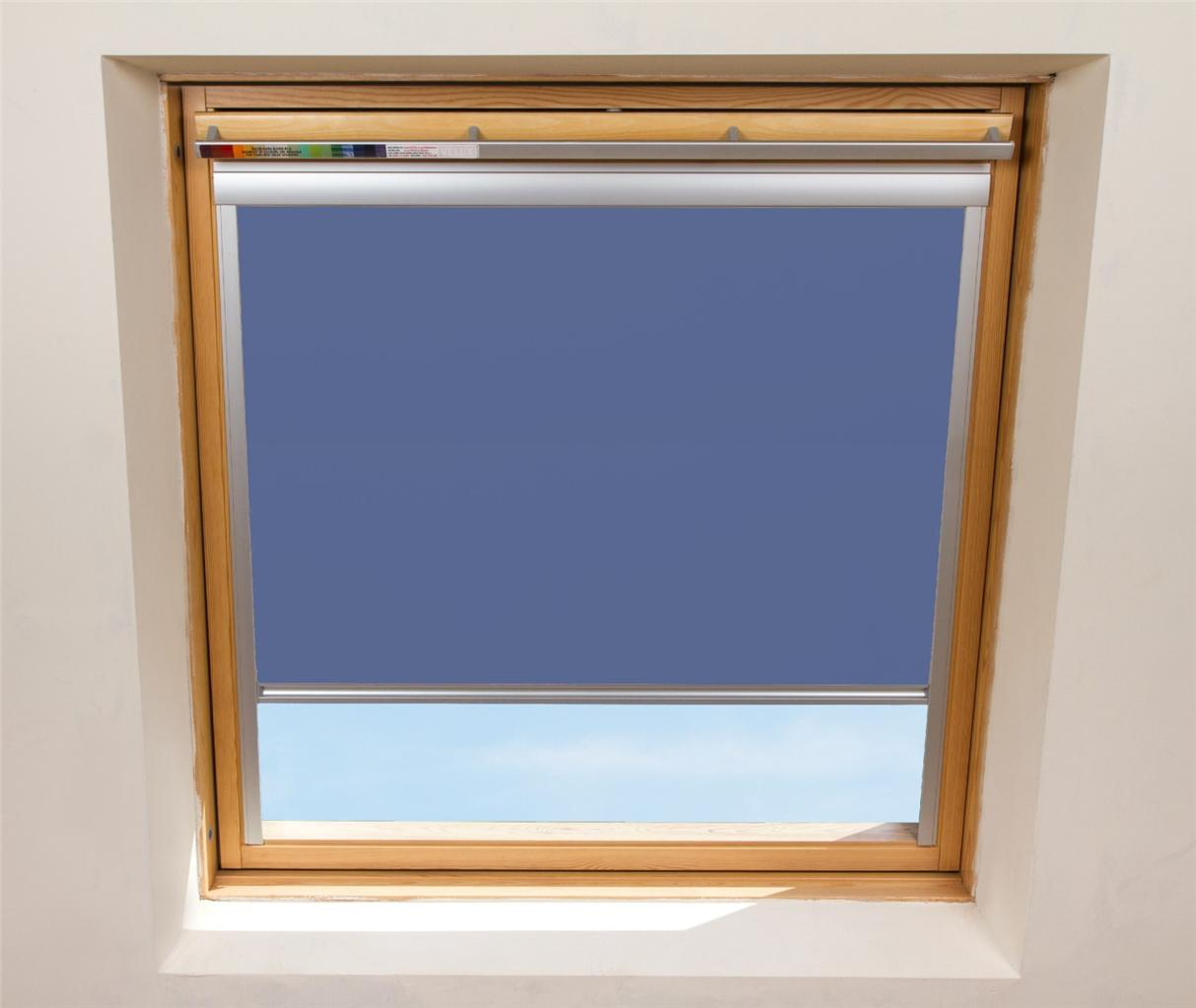 Blackout Thermal Roller Blinds Designed For Velux Skylight