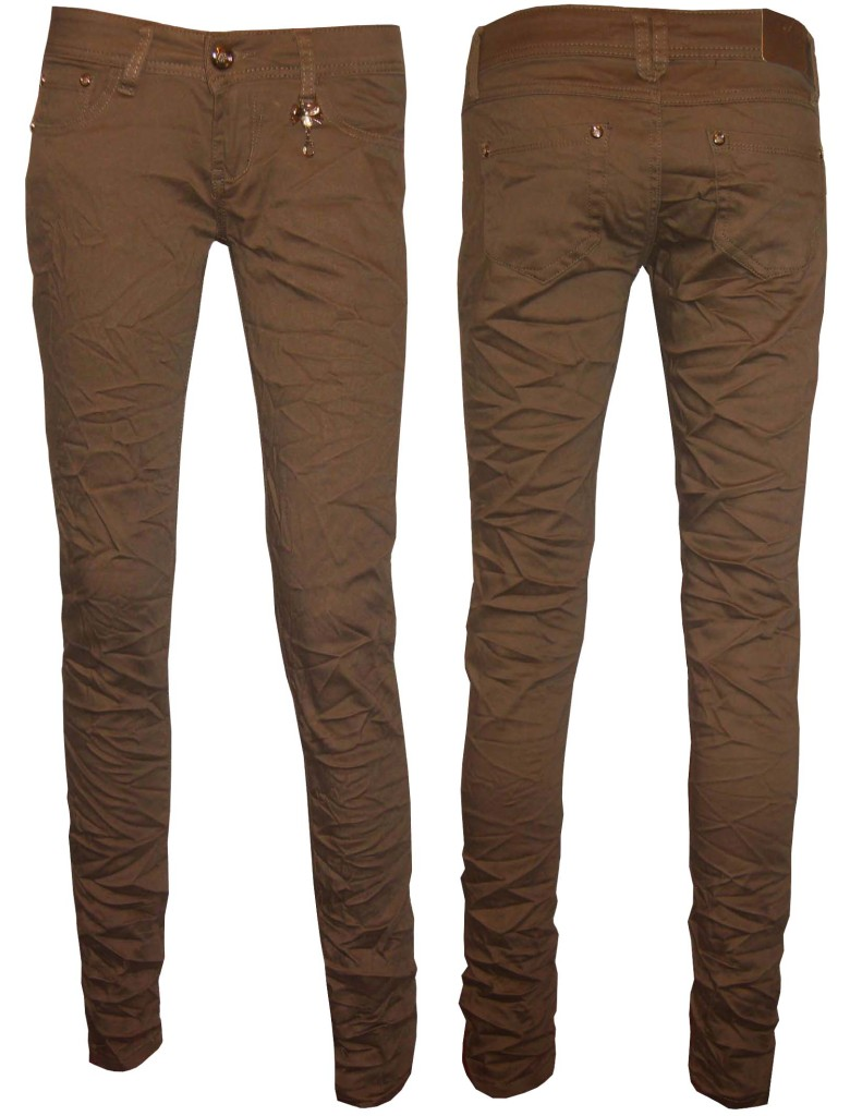 Details about NEW WOMENS Ladies CHINO TROUSER JEANS SIZE 8 10 12 14