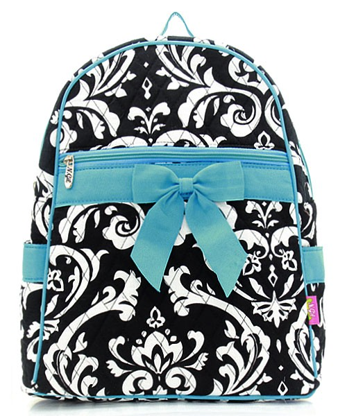 Thirty Styles QUILTED Backpack Over Shoulder Book Tote ...