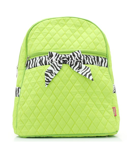 Thirty-Styles-QUILTED-Backpack-Over-Shoulder-Bookbag-Book-Tote-Bag-Choose-One