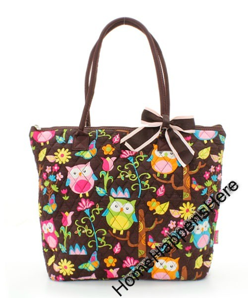 Thirty Styles QUILTED SHOULDER BAG Shopping Diaper Beach ...