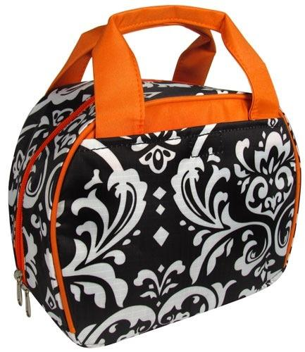 Thirty designs 10 quot insulated bowler lunch bag box thermal cooler tote