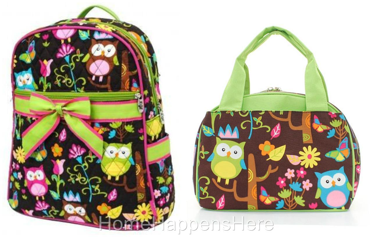 1cdb3d0d6764 Backpack With Matching Lunch Box - Motorslist