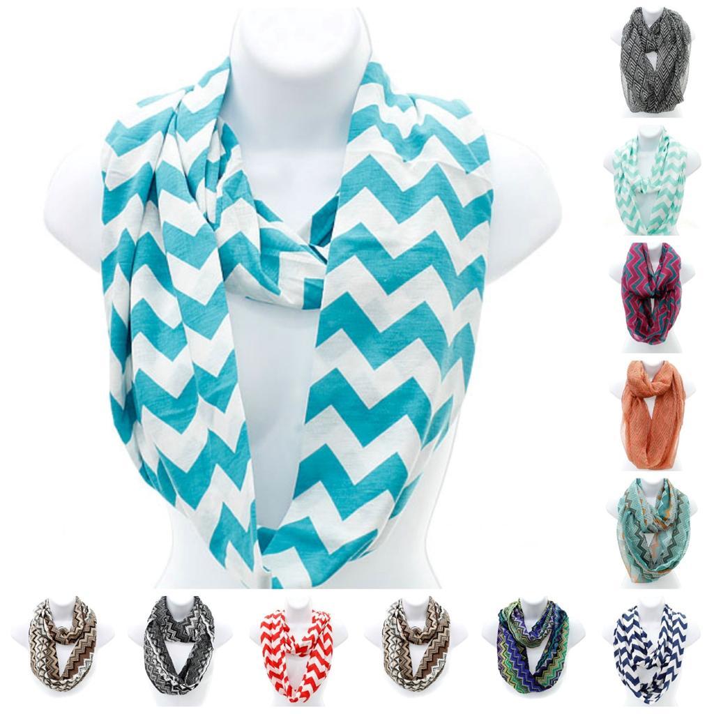 fall fashion chevron infinity scarves 30 styles scarf