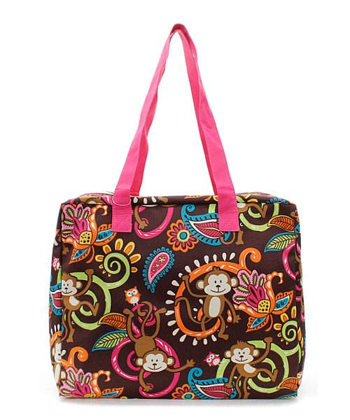 15 canvas shoulder tote handbag purse beach diaper bag 1 vera bradley pencil ebay. Black Bedroom Furniture Sets. Home Design Ideas