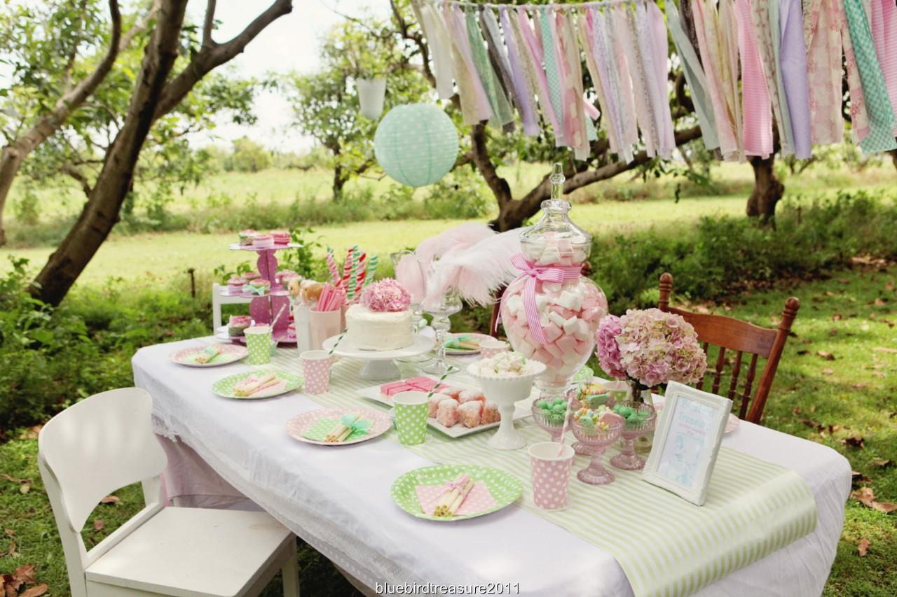 Vintage Birthday Party Decorations Image Inspiration of Cake and