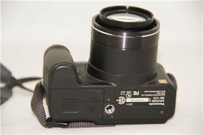 panasonic lumix dmc fz28 digital camera 18x optical zoom. Black Bedroom Furniture Sets. Home Design Ideas