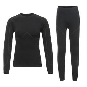 Women Silk Weight Underwear Shirt Pants Winter Thermal ...