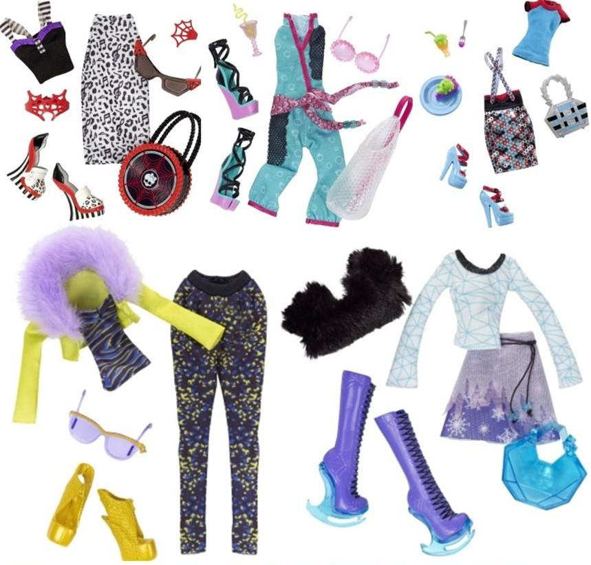 kleidung monster high