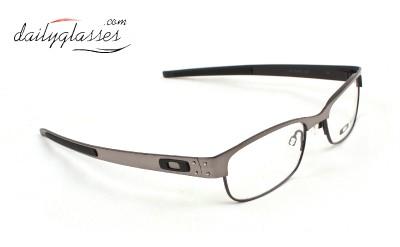 Oakley Metal Frame Glasses : OAKLEY METAL PLATE EYEGLASSES FRAME LIGHT 53MM