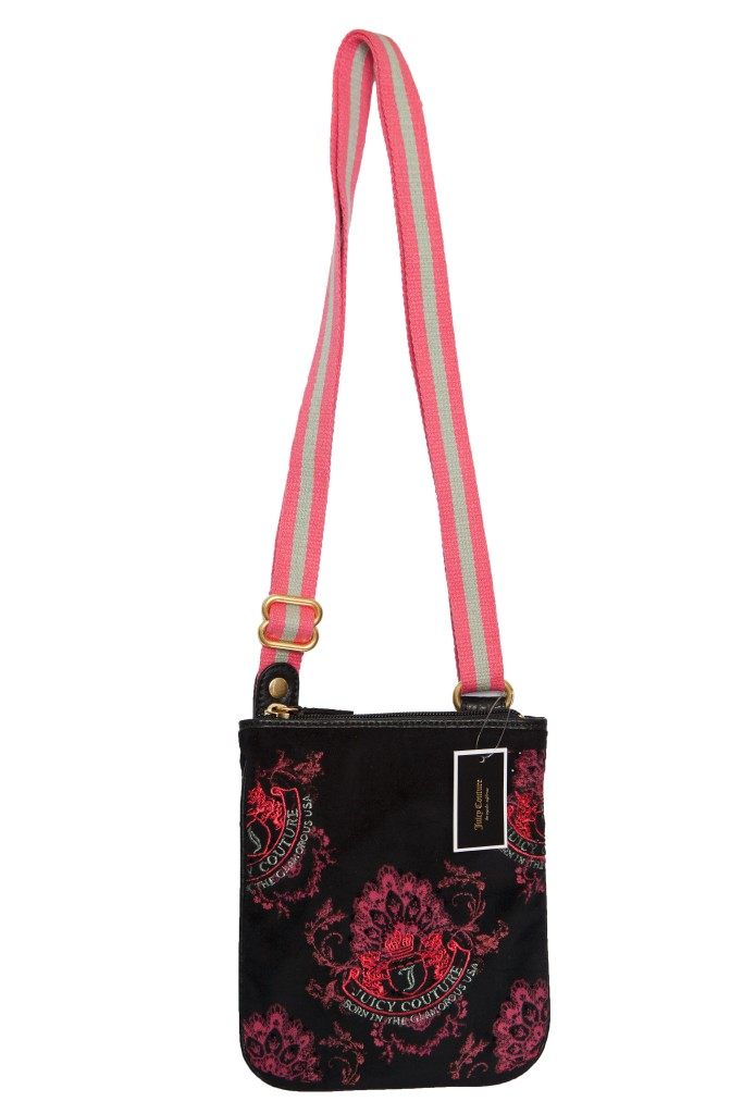 JUICY-COUTURE-Bag-034-XBODY-034-Brand-New-With-Tag-128-00-034-FREE-SHIPPING-034