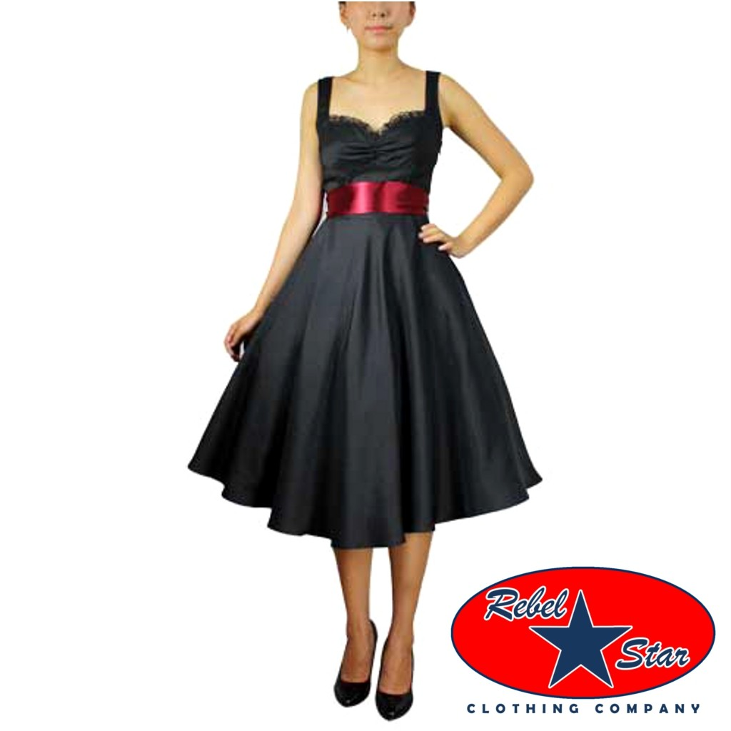Pin Up Prom Dresses