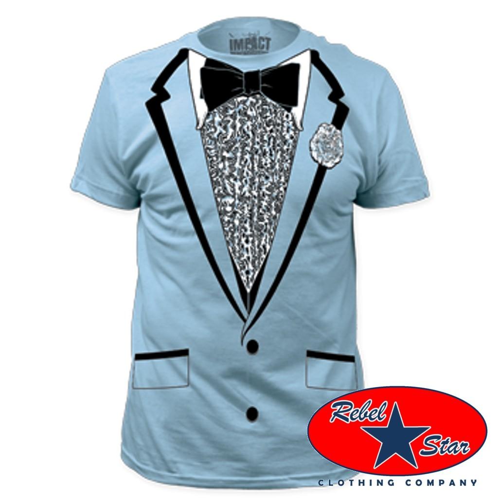 Vintage Tuxedo T Shirt 33
