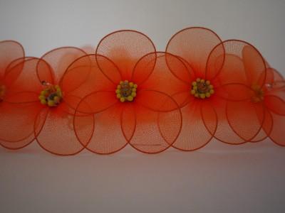 Handmade Flower Fairy String Lights 10ft Floral Bedroom Dining Room Conservatory eBay