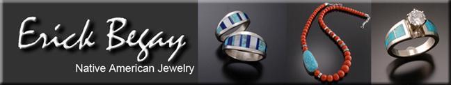 Erick Begay Jewelry