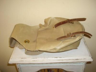 Vintage Leather Saddle Bags on Vintage 20s Antique Western Horse Leather Saddle Bags Cowboy New