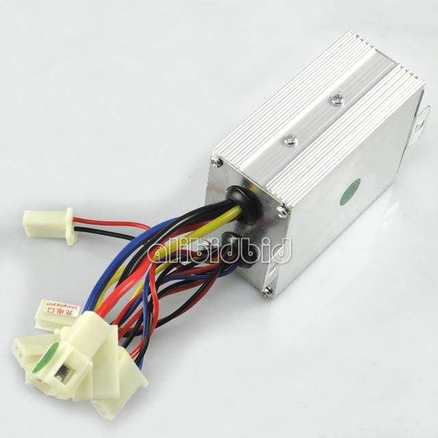 For Electric Bike Details About 24v 24 Volt 500w Motor Brush Speed Controller Ebay