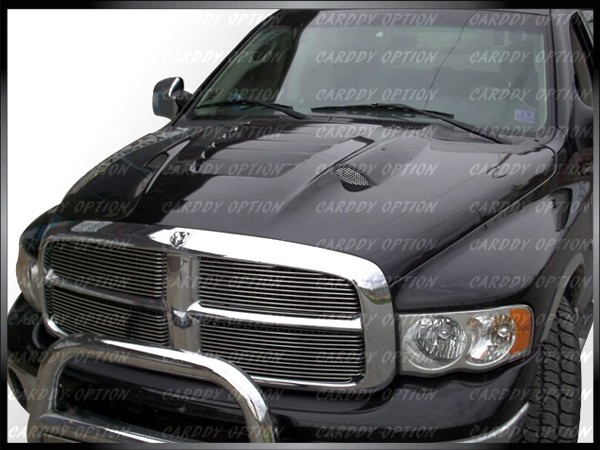Dodge Ram Air Hoods