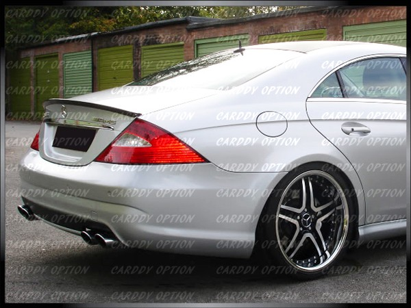 new painted mercedes w219 cls 500 cls55 cls63 amg style. Black Bedroom Furniture Sets. Home Design Ideas