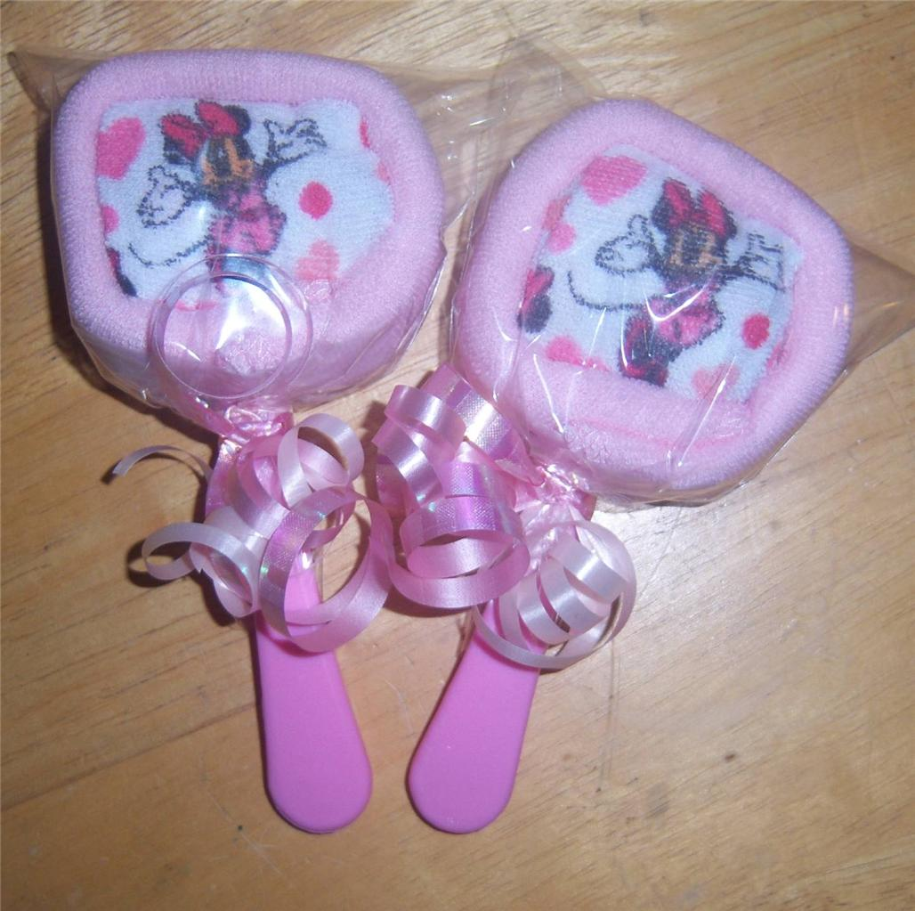 Minnie Mouse Baby Shower Party Favors