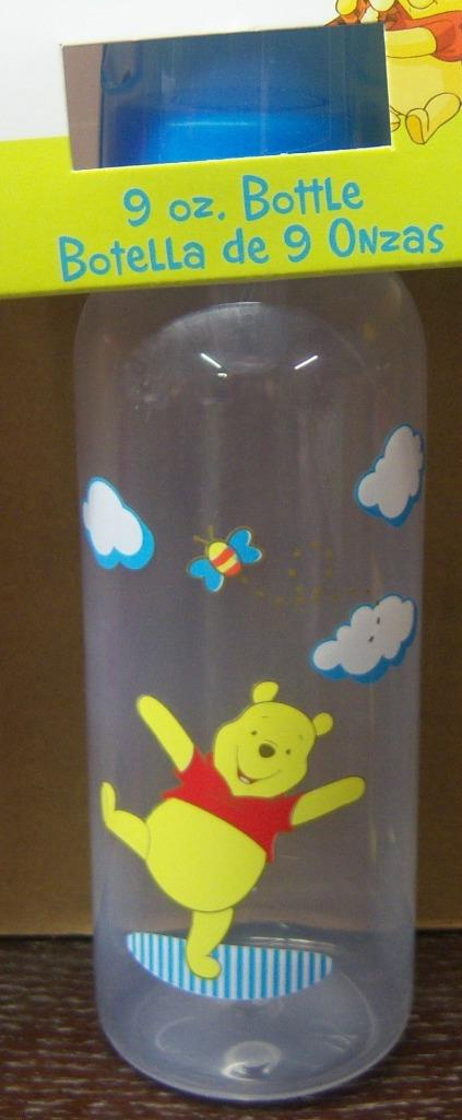Disney Winnie The Pooh 9oz Bottle Baby Shower Tigger