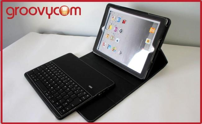 new ipad/ipad2/ipad3 case and keyboard