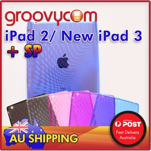 ipad 2 new ipad 3 back case cover