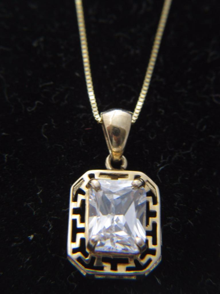 3 Carat Emerald Cut 14k Solid White Yellowgold Solitaire
