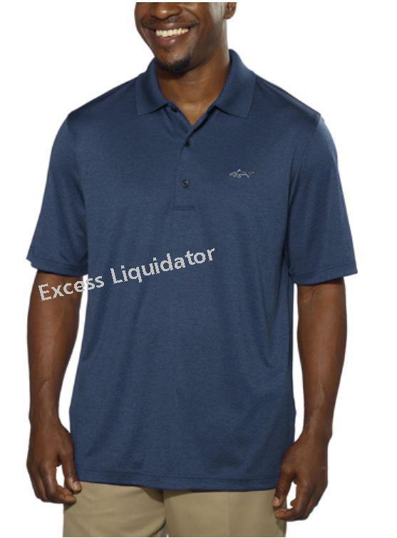 Greg norman signature series mens ml75 play dry for Greg norman ml75 shirts