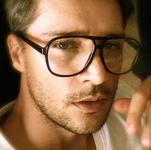 80s vintage retro classic aviator frame clear lens men women eyeglasses glasses ebay