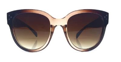 """how much is the new celine bag - Celine Replica Bohemian """"Audrey"""" Women Sunglasses Brown Gradient Frame"""