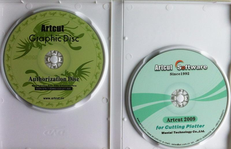 Artcut Software 2009 (Review)