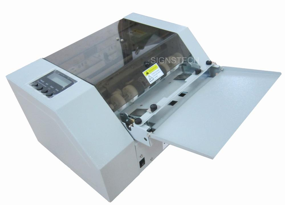 New A4 Automatic Business Card Cutter Slitter Flyer And