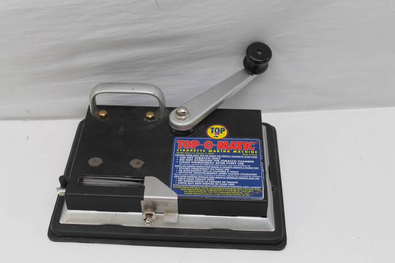 topomatic cigarette making machine