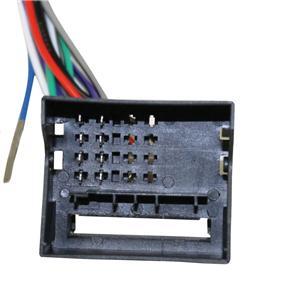 adaptateur fiche faisceau cable iso c2059 autoradio pour peugeot 1007 207 307 ebay. Black Bedroom Furniture Sets. Home Design Ideas