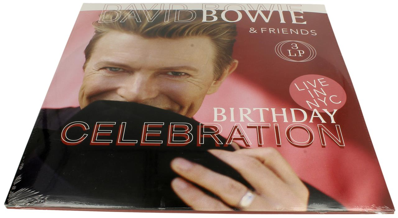 Birthday Celebration (live In Nyc) - David Bowie & Friends