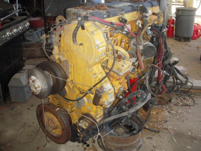 C15 Caterpillar Engine Problems http://www.ebay.com/itm/2006-CATERPILLAR-C15-cat-c15-ACERT-ENGINE-USED-/170758473284