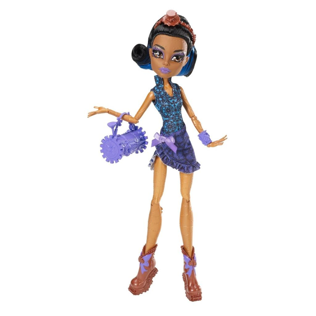 Robecca steam monster high doll tap dance class in hand mattel y0432 ebay - Monster high robecca steam ...