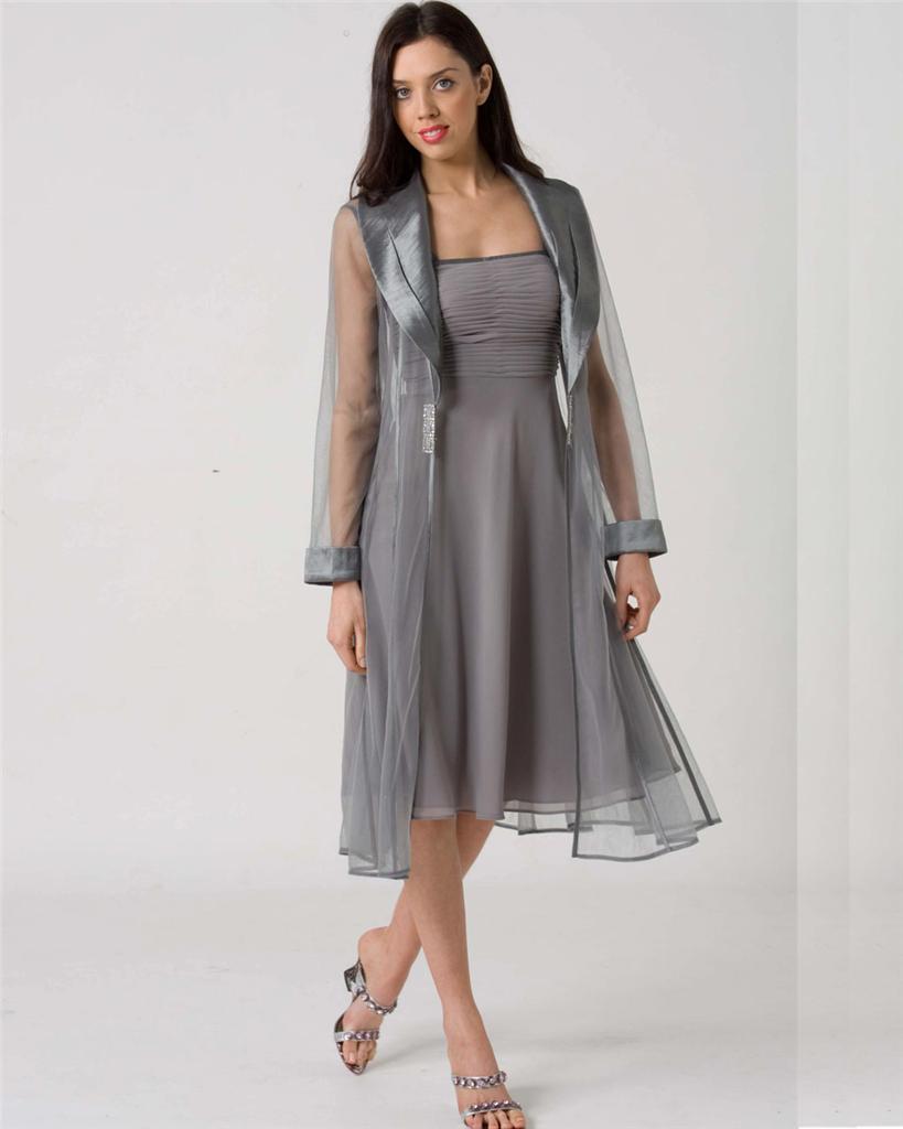 Cocktail Dresses Eith Jacket - Formal Dresses