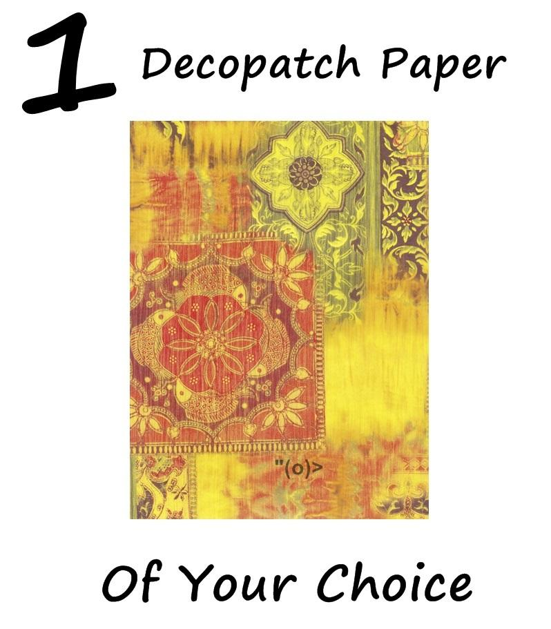 Decopatch-Papers-Of-Your-Choice-with-over-250-Designs-FREE-UK-1st-Class-Post