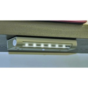 led under cabinet light wireless closet shelve rv boat