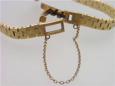 Ladies Vintage Girard Perregaux Watch 10k Gold Filled Case