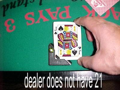 7 card no peek winning hands