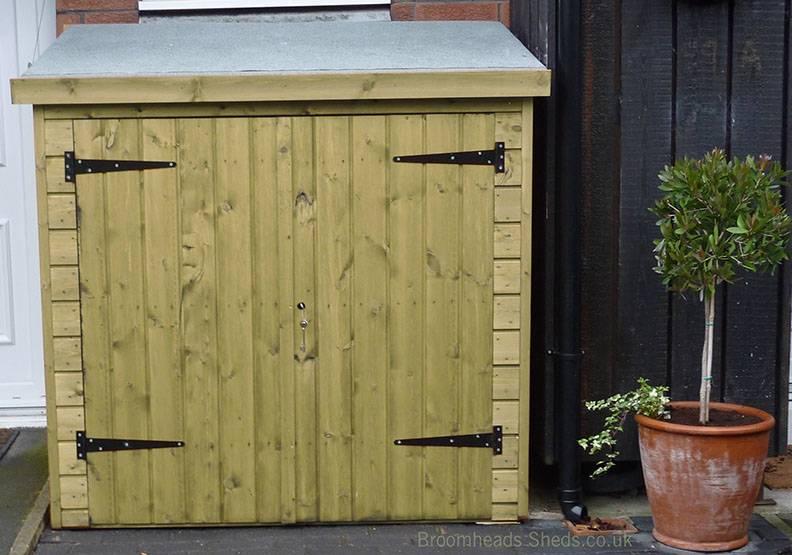 garden sheds 2 x 2