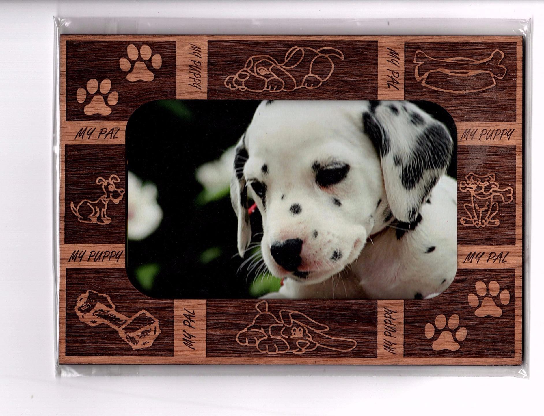 Dog Breeds Amp Cat Kitten Puppy Magnetic Wood Photo Frame