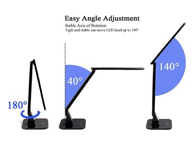 NEW Taotronics Elune Dimmable LED Desk Lamp 4 Lighting ...