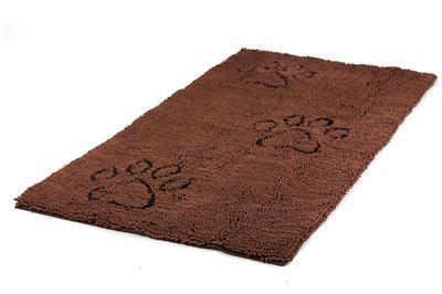 New Brown Runner Dog Gone Smart Dirty Dog Doormat Pet