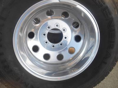 Factory Dodge Dually Alcoa Wheels For Sale Upcomingcarshq Com