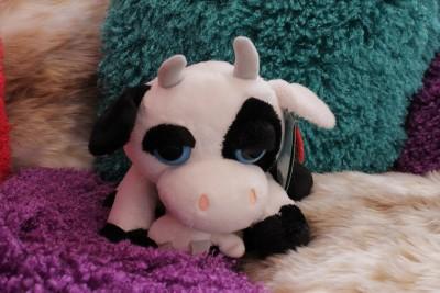 Keel Toys Cow Keel Toys 25cm Mini Me's Farm